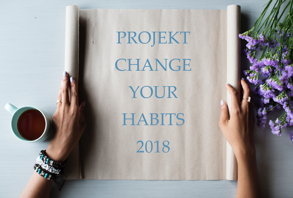 Change yours Habits 2018